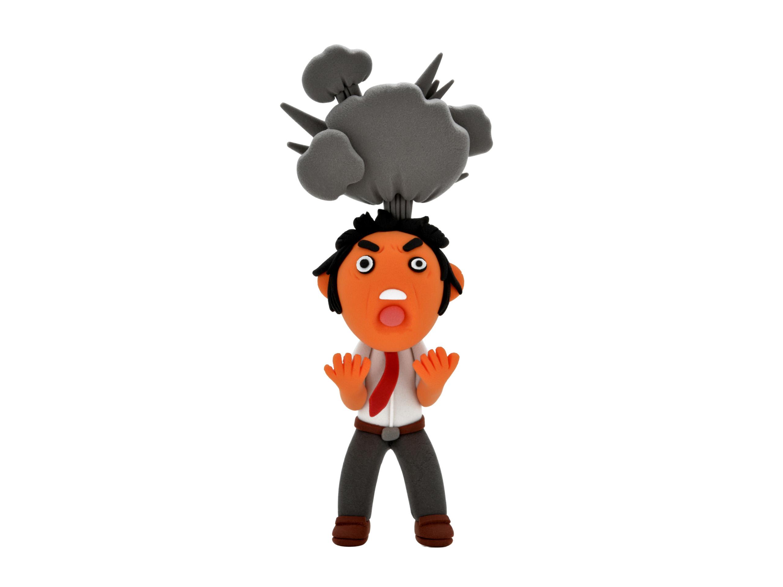 「怒り」をコントロールする。その方法とは?